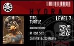 Hydra agent Tito turtle