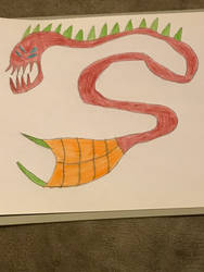 Fe fa kung the red serpent