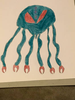 Kunar the octopus god