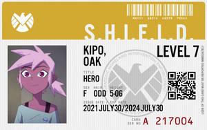 Shield agent kipo oak