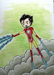 Little Iron man xD