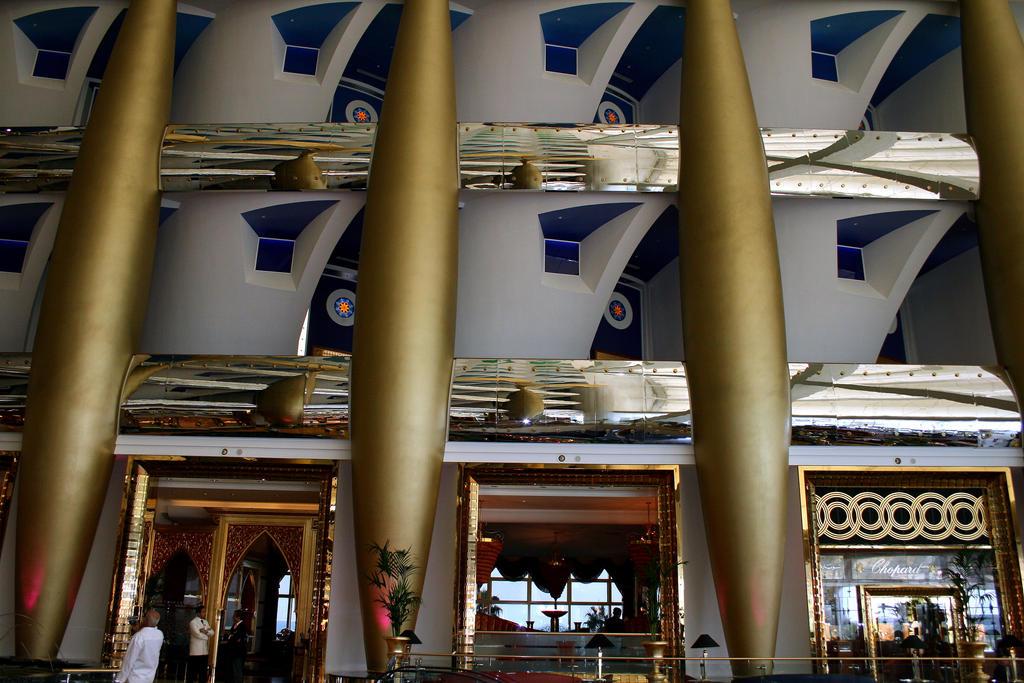 Burj Al Arab Interior Designer Images