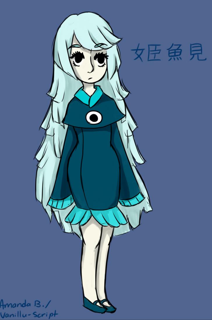 Princess Uomi by TheNekozawaFan