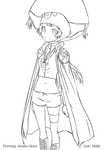 Uni - Lineart