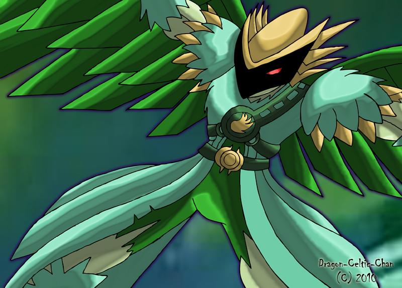 Hawktor by Dragon-Celtic-Chan on DeviantArt