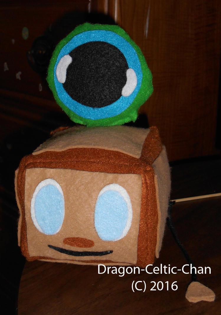 Tiny Box Tim and Septic Eye Sam by Dragon-Celtic-Chan