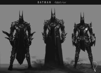 Darkness Batmans