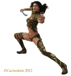 Warrior Maiden 1 KL