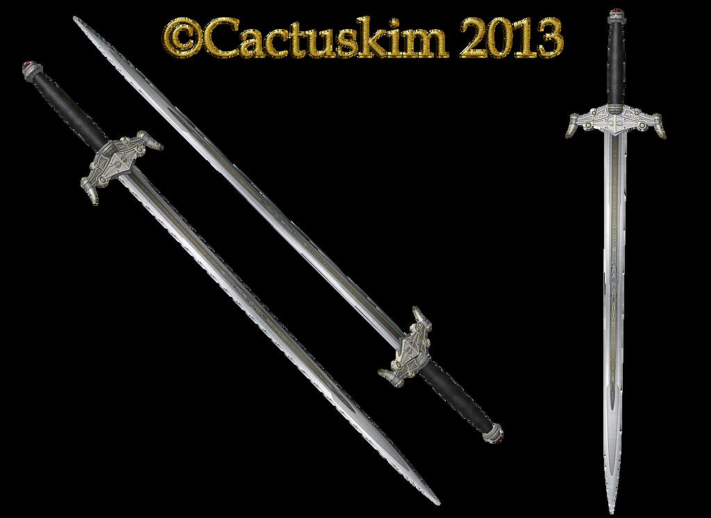 Long Sword_KL by cactuskim