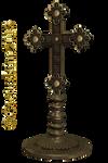 Cross Gilt KL