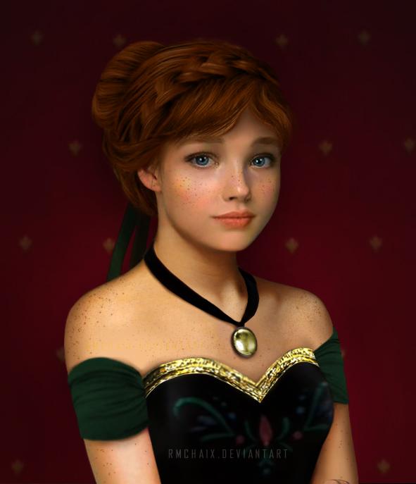 Princess Anna by rmchaix
