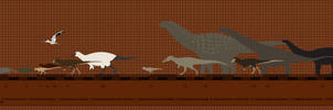 Dinos Of Australia part 1