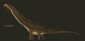 Alamosaurus Sanjuanensis 9/5/16 by Paleop