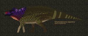 Shantungosaurus M 9/5/16