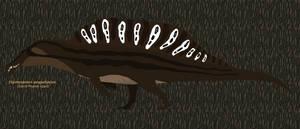 Spinosaurus aegyptacus 9/4/16