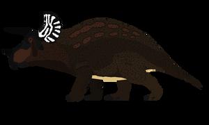Triceratops prorosus 8/27/16