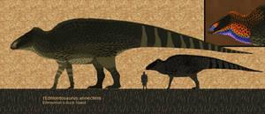 Anatosaurus 9/26/16