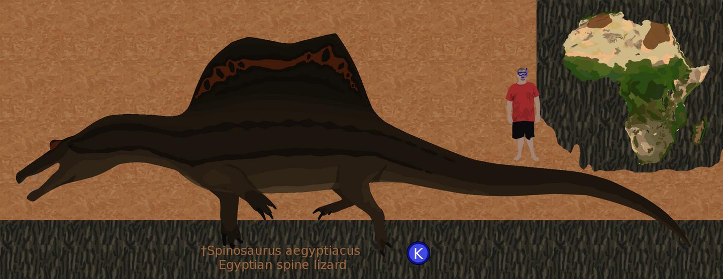 Grand Pharoh lizard returns
