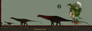 Apatosaurus ajax Ontogeny