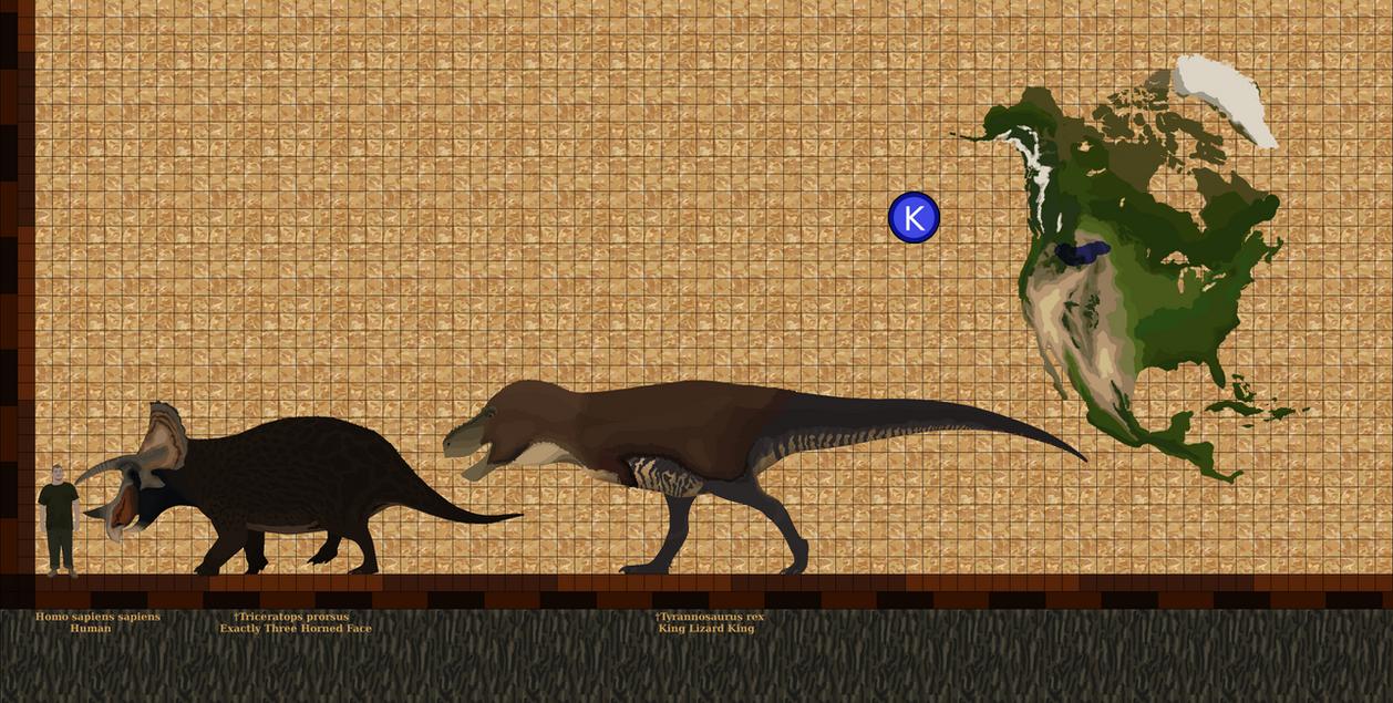 Predator and Prey by Paleop