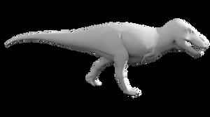Tyrannosaurus 2018 by Paleop