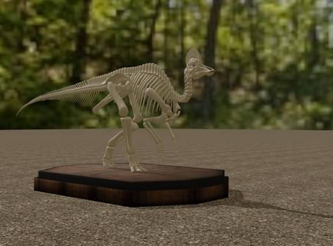 Corythosaurus render