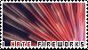I Hate Fireworks stamp by seepranne