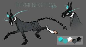 Hermenegildo | The Abandoned One | Dullahinny