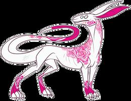 MTT DTA #176   Poppy Lycoris