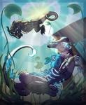 a nixie's trap - CoL 2020