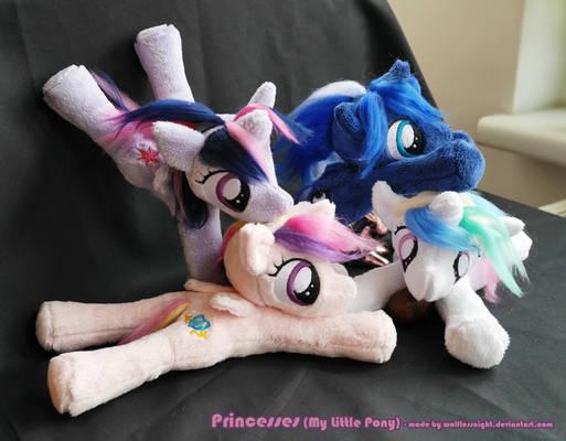 Princess Beanies