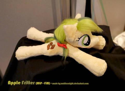Apple Fritter Beanie Plush