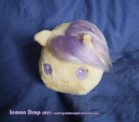 Lemon Drop Chibi Plush