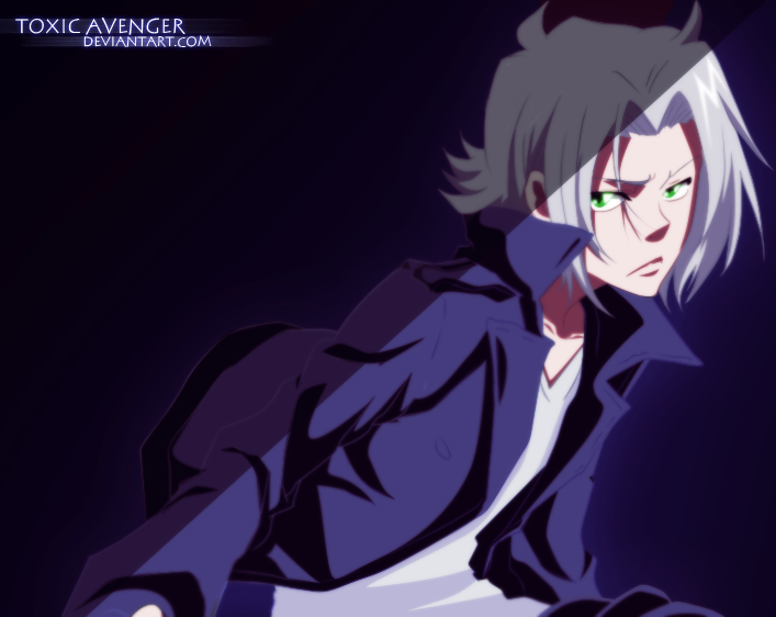 Gokudera Hayato by ToxicAvenger97