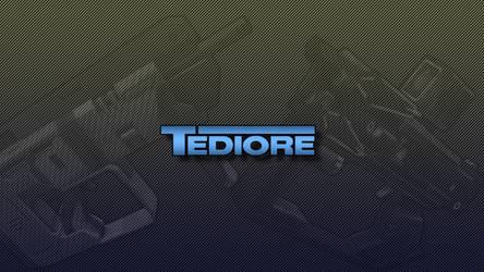 Tediore-Wallpaper by AlexKidd7