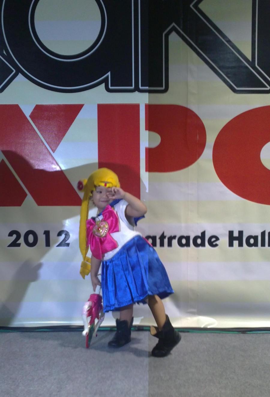 AYAME MOON AT THE OTAKU EXPO by prinsesaian