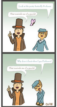 Professor Layton does it again