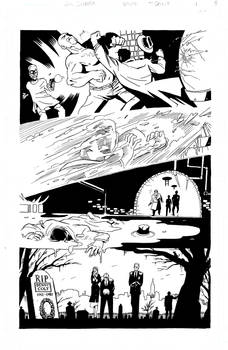 THE SPIRIT #1 - PAGE 5