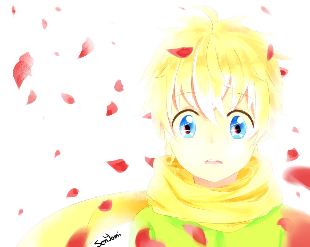 La Rose pour le Petit Prince by MangaGirl987
