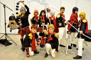 FF Type-0: Team by ruby-hearts