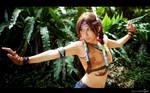 Tekken: Julia Chang -  Battle stance 1