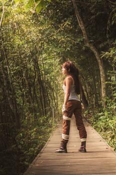 Tomb Raider: Reborn - Lost