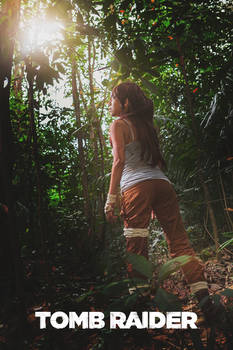 Tomb Raider: Reborn - Poster