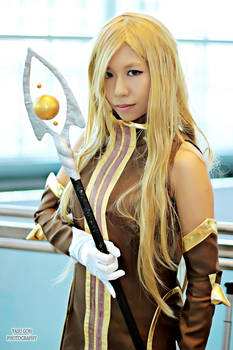 Tales of the Abyss - Tear Grants