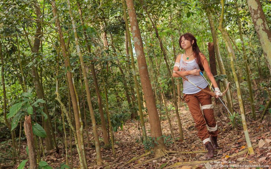 Tomb Raider: Reborn - Archer by ruby-hearts