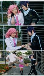 Noragami: Kofuku Gets Scammed