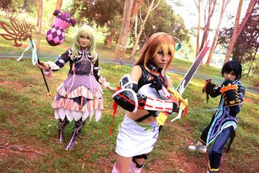 Tales of Xillia - Team