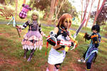 Tales of Xillia - Team by ruby-hearts