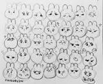 expressions by Fingurken