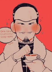tea by Fingurken